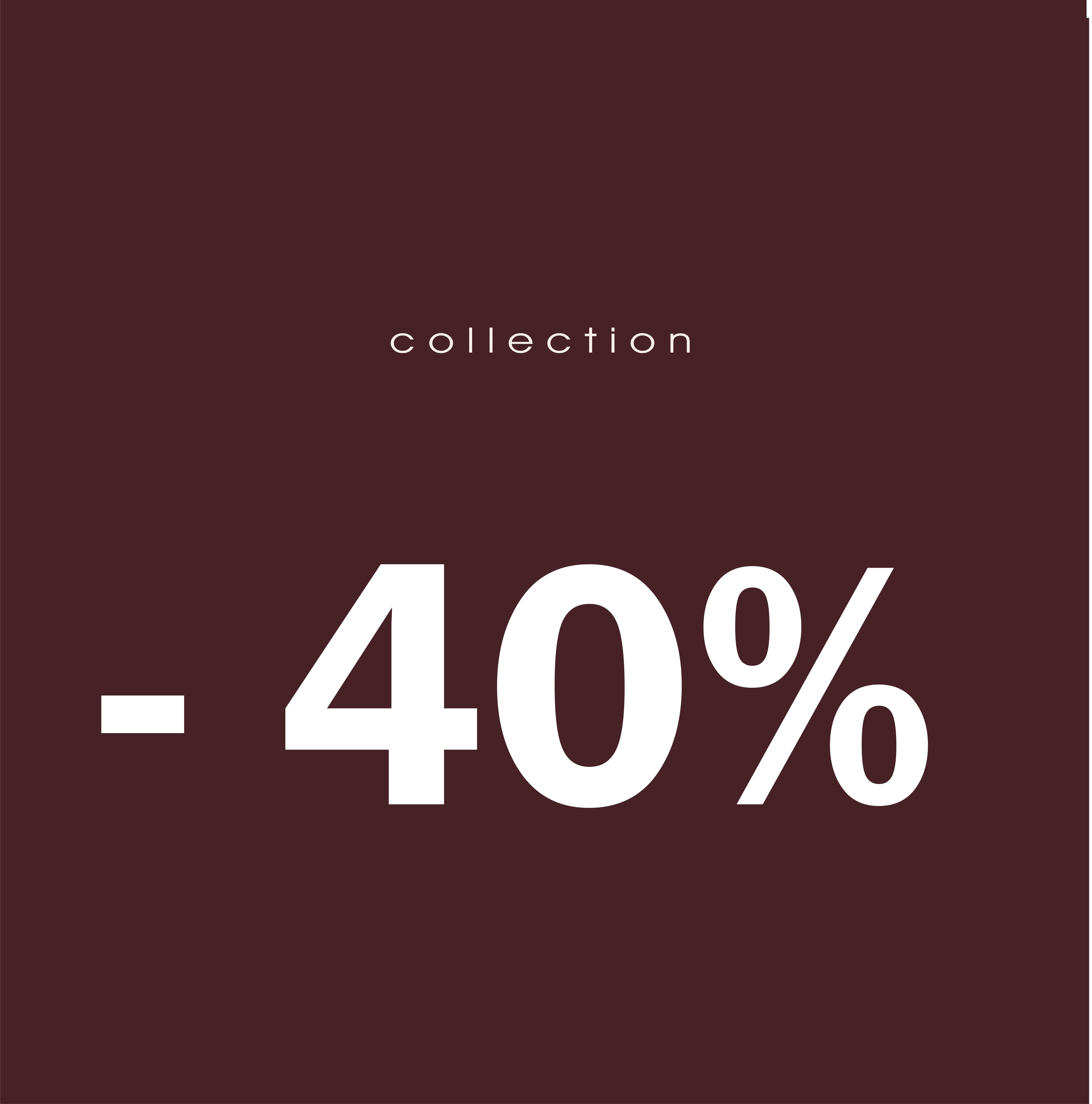 -40% на вторую вещь ELIS